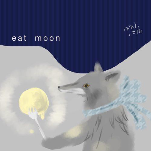 eat moon